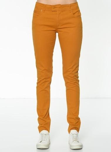 Cazador Klasik Pantolon Hardal